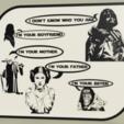 04f80f05-c10d-4ca0-b3f6-4befad1314cd.PNG Télécharger fichier STL gratuit StarWars - Dark Vador - Chewbacca - Yoda - Leia - Empereur- Luke cauchemar • Plan à imprimer en 3D, yb__magiic