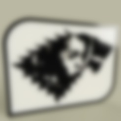 Game_of_Throne_-_Aria_Stark_v1.stl Télécharger fichier STL gratuit Jeu du Trône - Arya Stark • Objet pour impression 3D, yb__magiic