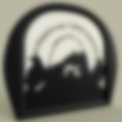 Merlin_Runes.stl Télécharger fichier STL gratuit Runes de Merlin • Objet pour imprimante 3D, yb__magiic