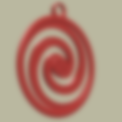 Medaille_YingTang_No1_v1.stl Download free STL file Medal Keyring • Model to 3D print, yb__magiic
