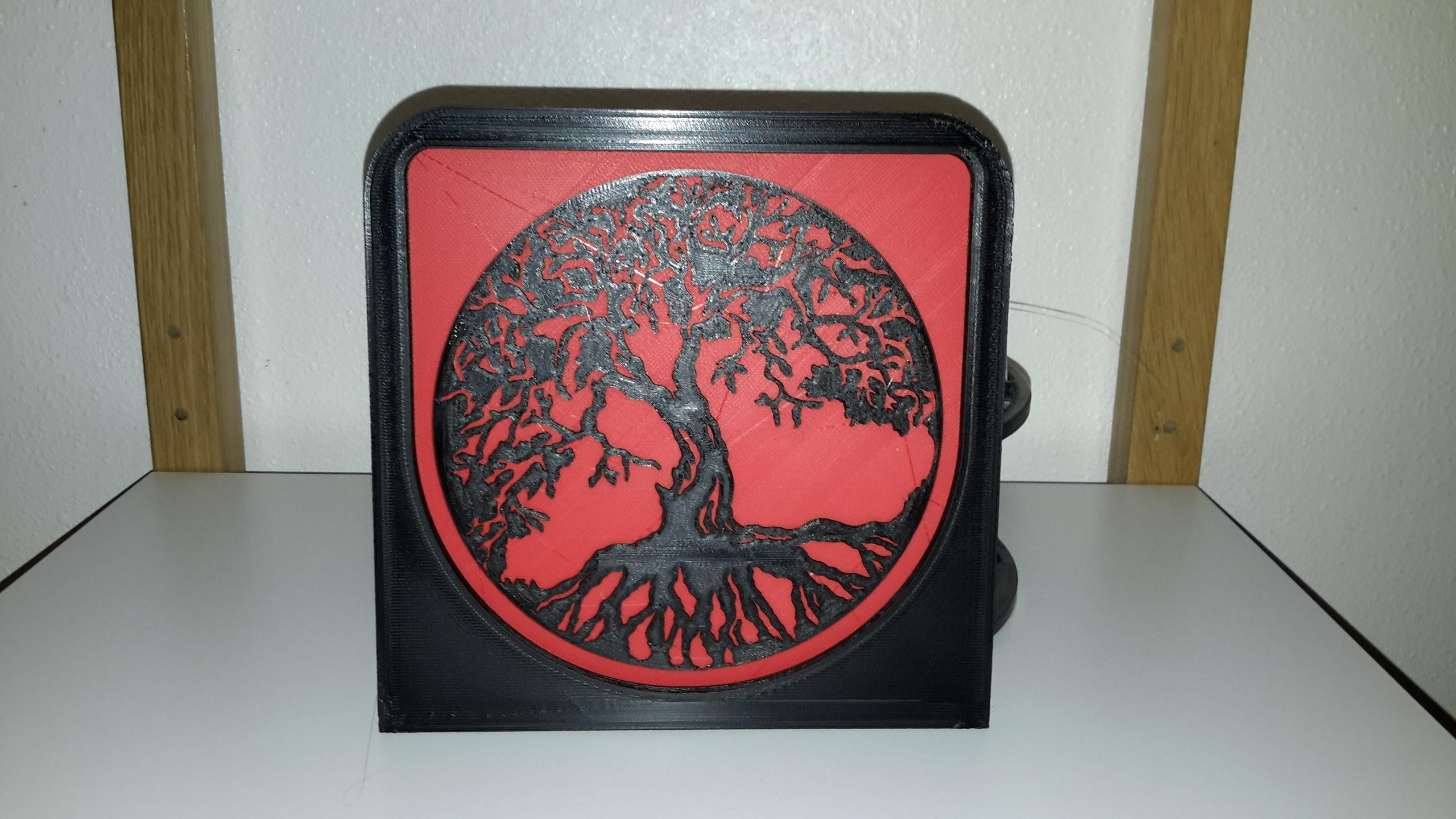 20190310_000309.jpg Télécharger fichier STL gratuit arbre - arbre • Design pour imprimante 3D, yb__magiic