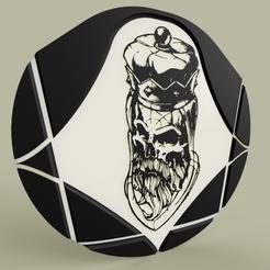 f5c3e253-03ab-42ea-ab6b-2d6c5859d73e.PNG Download free STL file Roi Liche - Lich King • 3D printable template, yb__magiic