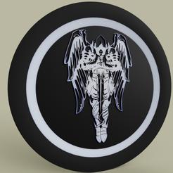 1f1b8be3-0900-4b43-8b27-5f5d8929cd0d.PNG Download free STL file Warrior Angel - Archangel • 3D printer template, yb__magiic