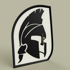 spartan-helmet.PNG Download free STL file Haume Sparte - Spartan helmet • 3D print model, yb__magiic