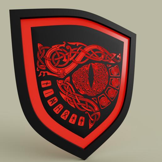 075ab067-f027-4942-bf39-1854e545edaa.PNG Télécharger fichier STL gratuit Oeil d'Odin - Odin's Eye • Modèle imprimable en 3D, yb__magiic