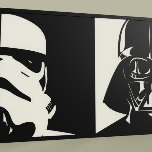 08343eea-6e0f-4f67-b26c-08a7056fd5a7.PNG Télécharger fichier STL gratuit StarWars - StormTrooper - Dark Vader • Design pour imprimante 3D, yb__magiic