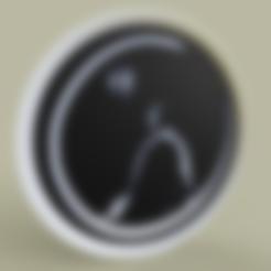 Télécharger fichier impression 3D gratuit moine méditant - moine méditant, yb__magiic