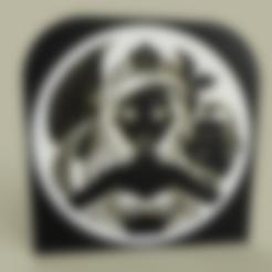 Télécharger fichier STL gratuit Disney - Petite Sirène • Modèle pour impression 3D, yb__magiic