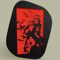 Télécharger fichier STL gratuit Itashi - Naruto, yb__magiic