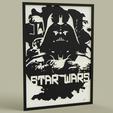 StarWars_DarthVader_BobaFett_Stormtrooper.PNG Télécharger fichier STL gratuit Soldat d'assaut StarWars DarkVader BobaFett • Design pour imprimante 3D, yb__magiic