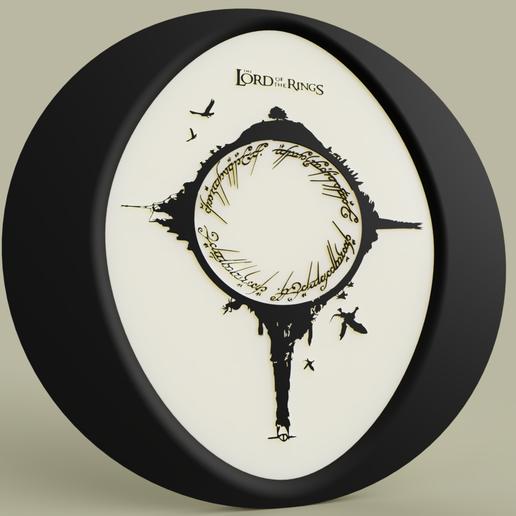 Télécharger fichier impression 3D gratuit Le Seigneur des Anneaux - The Lord of the Rings, yb__magiic