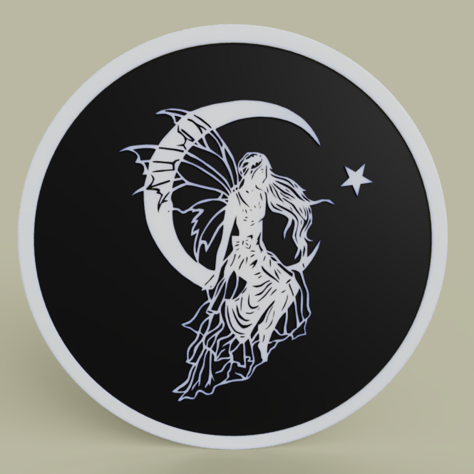 Fairy_on_the_moon_2019-May-05_07-24-02PM-000_CustomizedView10992097488.png Download free STL file Fairy on the Moon • Template to 3D print, yb__magiic