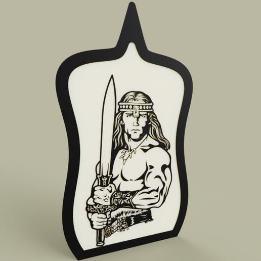 b768666e-cdd3-4120-9095-1b5ffeb71c58.PNG Télécharger fichier STL gratuit Conan le Barbare • Objet à imprimer en 3D, yb__magiic