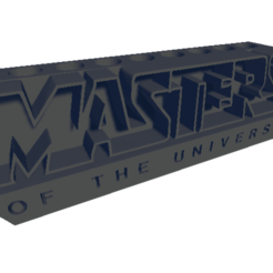 Download 3D model MASTERS OF THE UNIVERSE desk pencil holder, SAYOS