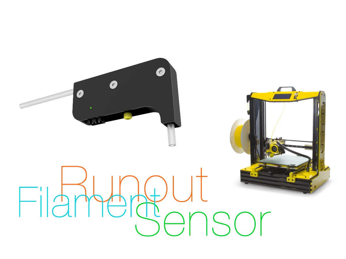 runout.jpg Télécharger fichier STL gratuit Capteur de faux-rond du filament • Plan imprimable en 3D, perinski