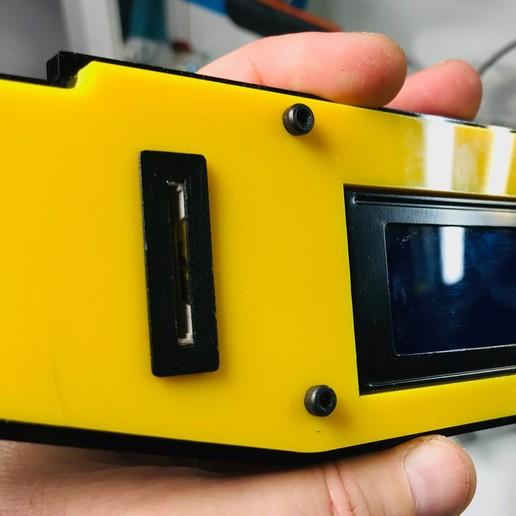 6.jpg Télécharger fichier STL gratuit Support pour carte SD d'extension • Modèle pour imprimante 3D, perinski