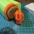 IMG_3561.jpg Download free STL file Screwdriver Сarrot • 3D printer model, perinski