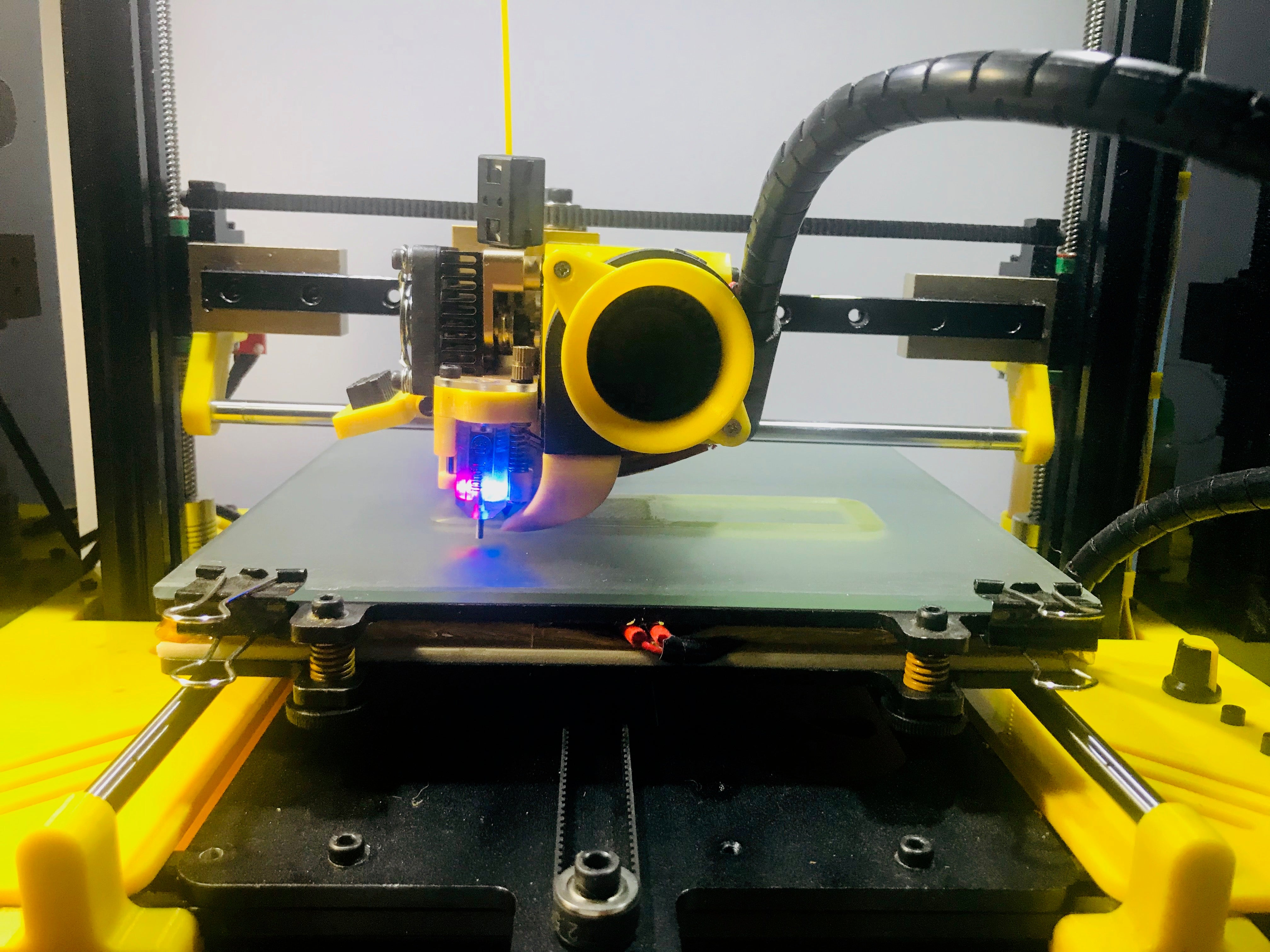 IMG_6817.jpeg Download free STL file Linear X-Axis Stabilizer for Prusa i4 • 3D printing object, perinski
