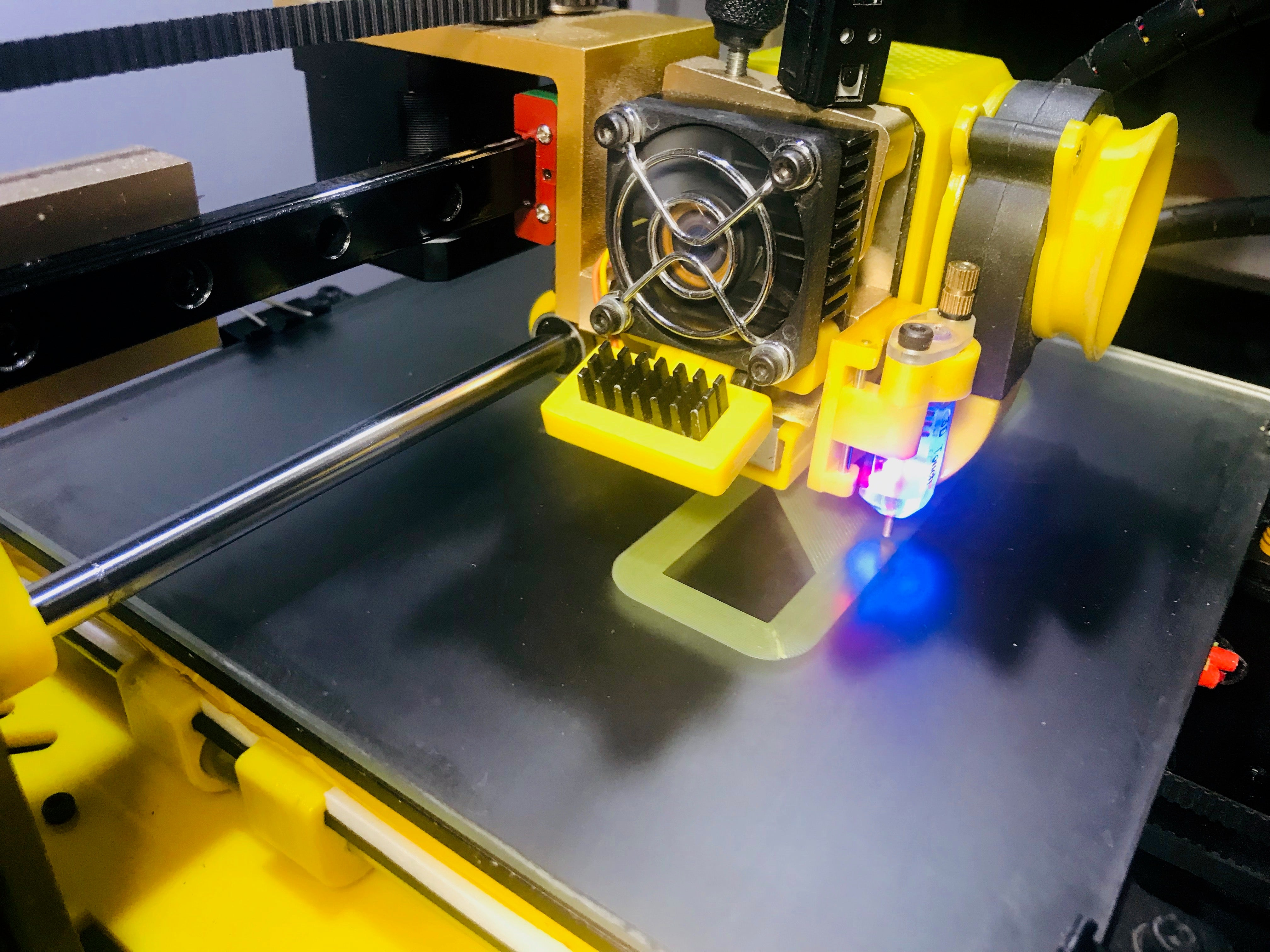 IMG_6815.jpeg Download free STL file Linear X-Axis Stabilizer for Prusa i4 • 3D printing object, perinski
