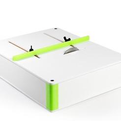 Télécharger fichier imprimante 3D gratuit Tableau SAW, perinski