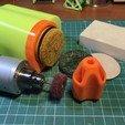 IMG_3562.jpg Download free STL file Screwdriver Сarrot • 3D printer model, perinski