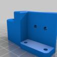 Télécharger fichier STL gratuit Mise à niveau de l'axe X linéaire pour Prusa i4 • Plan pour imprimante 3D, perinski