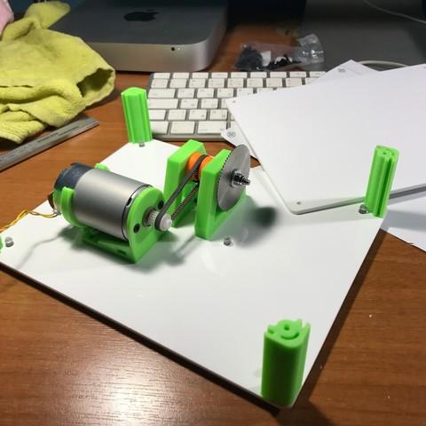 21.jpg Download free STL file Table SAW • 3D print object, perinski