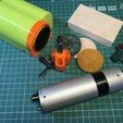 IMG_3564.jpg Download free STL file Screwdriver Сarrot • 3D printer model, perinski