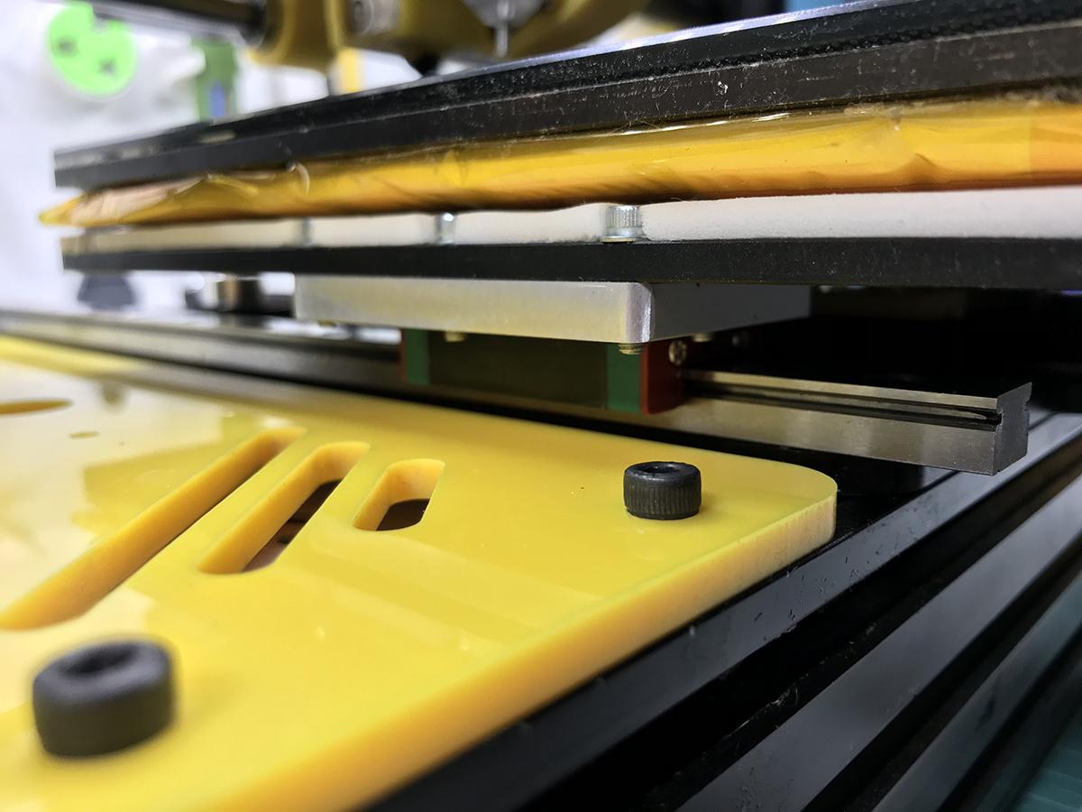IMG_9052.jpg Télécharger fichier STL gratuit Nouvelle motion linéaire pour Prusa i4 • Objet imprimable en 3D, perinski