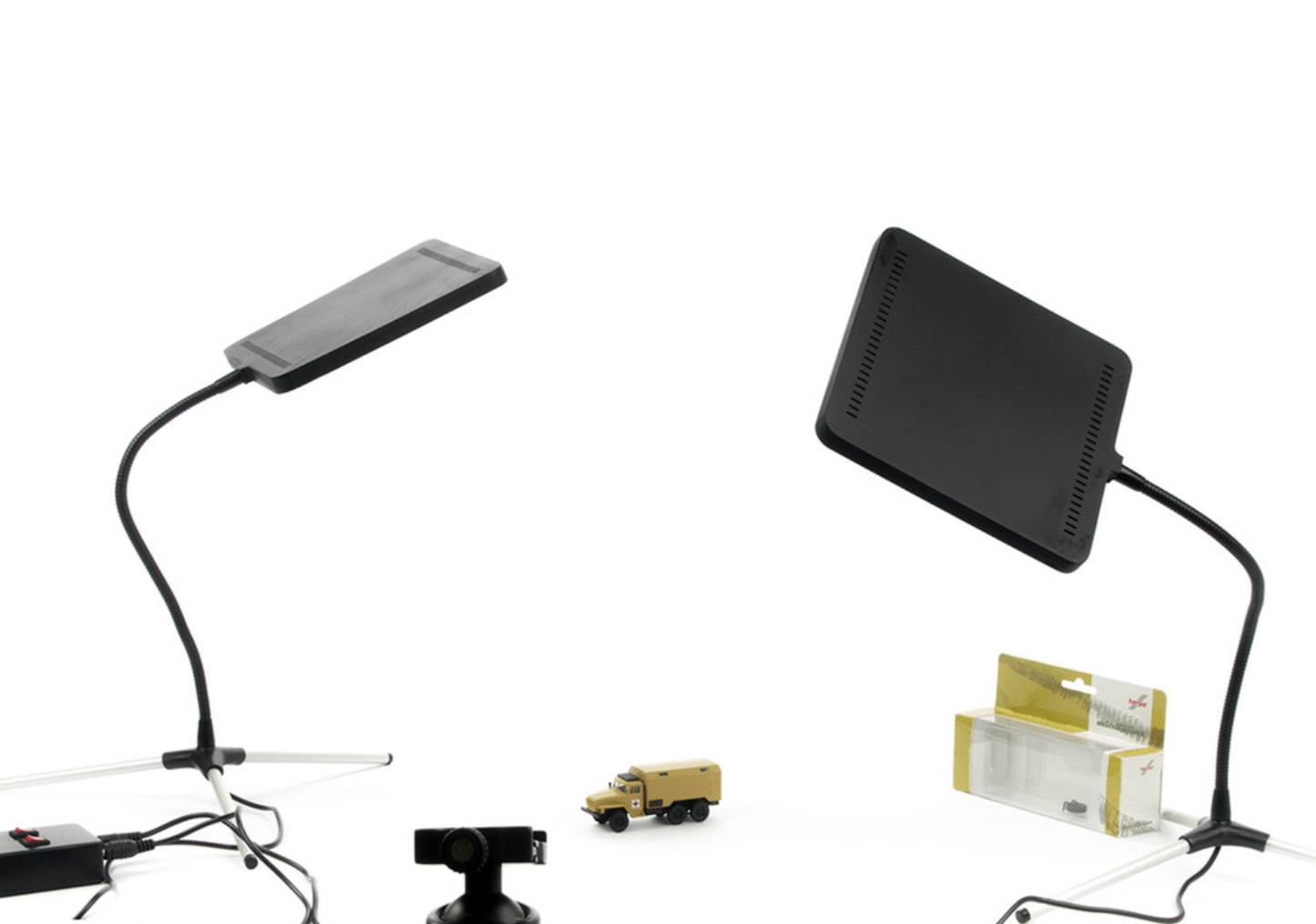 Capture d'écran 2018-04-26 à 10.54.35.png Download free STL file Studio lighting for macro photography (update) • 3D printing template, perinski