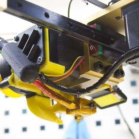 b99f9c1ec02dbf0664bdc8759f885661_display_large.jpg Télécharger fichier STL gratuit Support de câble et autres pour Prusa i4 • Objet pour impression 3D, perinski
