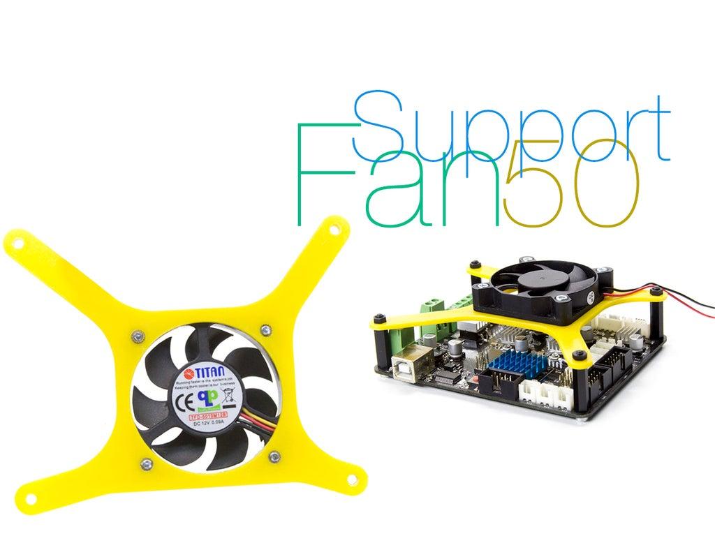 df9f53bc33340daf022fdcc02594837a_display_large.jpg Télécharger fichier STL gratuit Support de ventilateur 50mm • Plan pour impression 3D, perinski