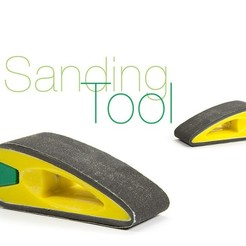 Download free STL file Sanding Tool • Template to 3D print, perinski