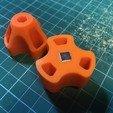 IMG_3554.jpg Download free STL file Screwdriver Сarrot • 3D printer model, perinski