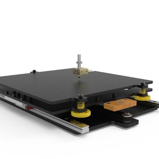 New-Linear-Motion-Prusa-i4-c.jpg Télécharger fichier STL gratuit Nouvelle motion linéaire pour Prusa i4 • Objet imprimable en 3D, perinski