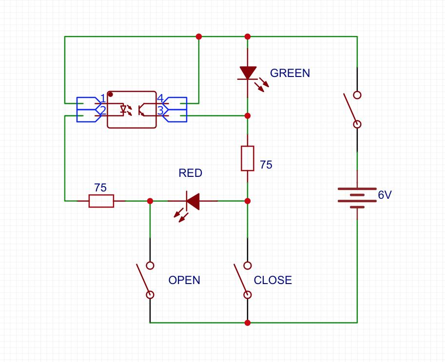 Circuit.png Télécharger fichier STL gratuit Testeur d'optocoupleurs facile • Objet à imprimer en 3D, perinski