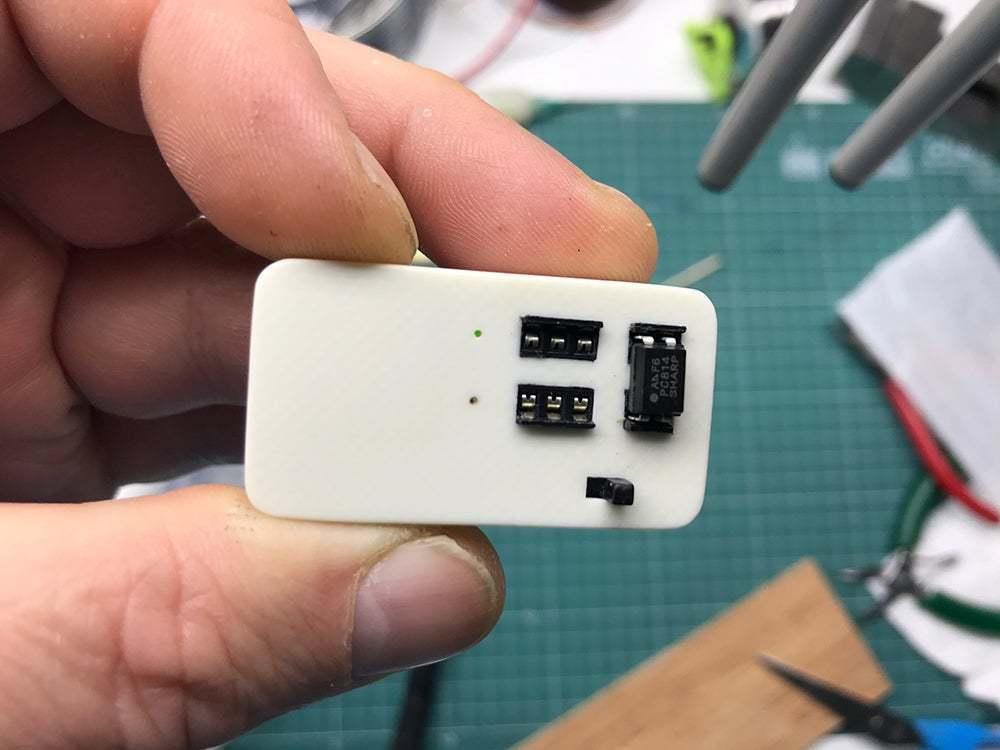 11.jpg Télécharger fichier STL gratuit Testeur d'optocoupleurs facile • Objet à imprimer en 3D, perinski