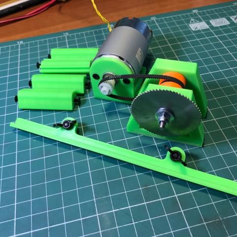 19.jpg Download free STL file Table SAW • 3D print object, perinski