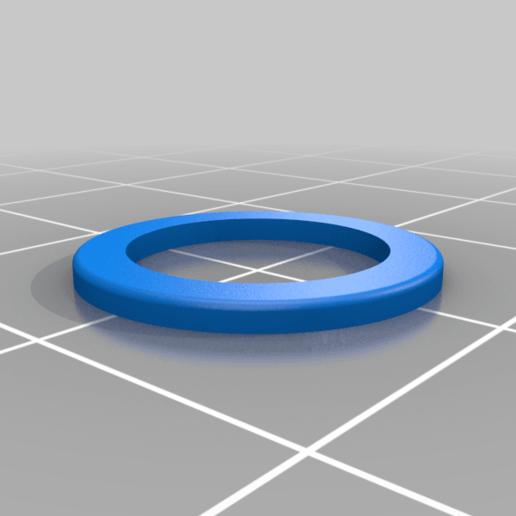 GT2-20-O-Ring.png Télécharger fichier STL gratuit Poulie GT2 de haute précision • Objet imprimable en 3D, perinski