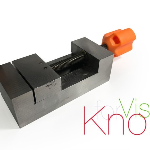 Download free 3D printer model Knob for Vise, perinski