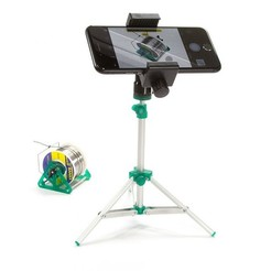 Descargar archivos 3D gratis Ancho GIGANTE del trípode Tecnología de impresión en 3D SLA enmascarado, perinski