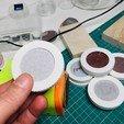 IMG_7161.jpg Télécharger fichier STL gratuit Boîte pour papier abrasif • Plan imprimable en 3D, perinski