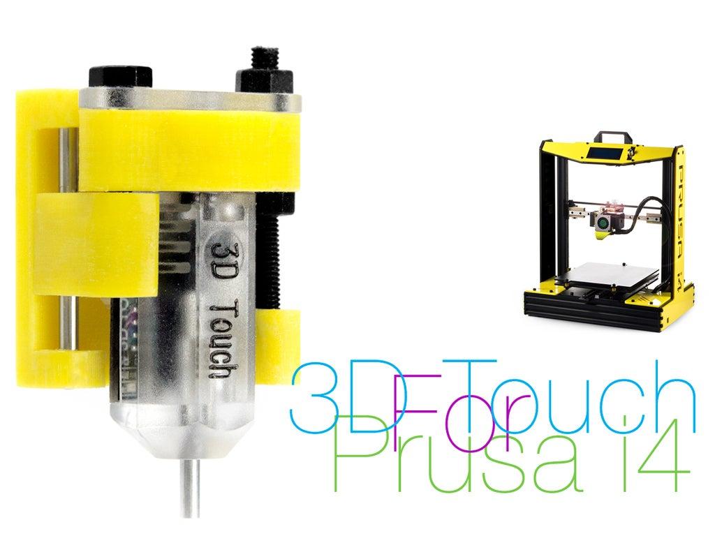 f3ccdd27d2000e3f9255a7e3e2c48800_display_large.jpg Télécharger fichier STL gratuit 3D Touch pour Prusa i4 • Plan pour impression 3D, perinski