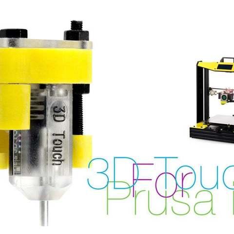 Imprimir en 3D gratis 3D Touch para Prusa i4, perinski