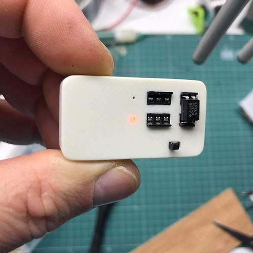 10.jpg Télécharger fichier STL gratuit Testeur d'optocoupleurs facile • Objet à imprimer en 3D, perinski