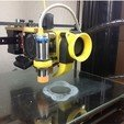 Download free 3D printing designs inlet for fan 50 mm, perinski