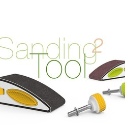 Sanding-Tool-2.jpg Download free STL file Sanding Tool 2 • 3D printer object, perinski