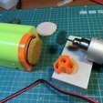 Download free 3D printing models Knob for nuts M8, perinski