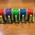 Download free 3D printing templates Wire Spool holder, perinski
