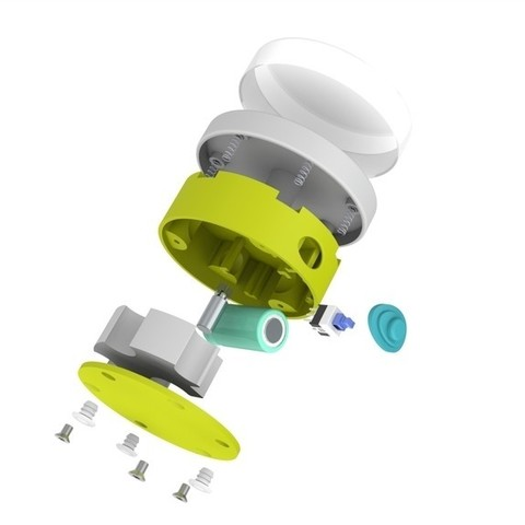 67fbbb9e999d93cb2f51a1d71e3a18b4_display_large.JPG Download free STL file Vibratory Washing Machine • 3D print model, perinski